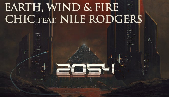Nile Rodgers: 2054 The Tour