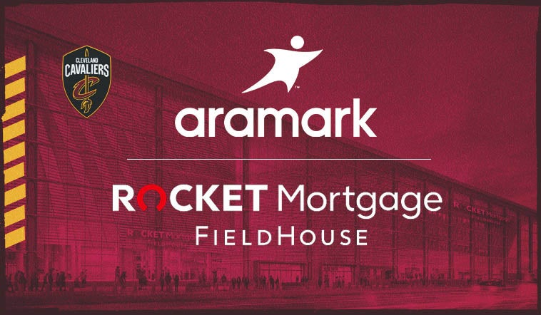 More Info for Aramark, Rocket Mortgage FieldHouse Debut New Food and Beverage Experience