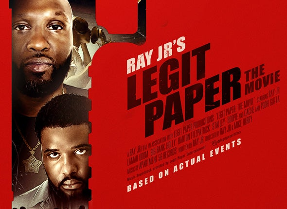 More Info for Ray Jr's Legit Paper - The Movie (Rated R)