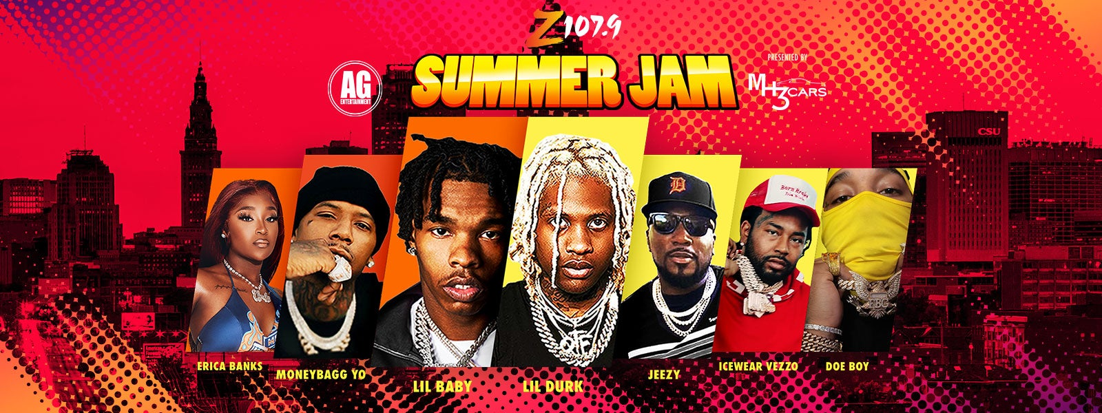 Summer Jam w/ Lil Baby and Friends