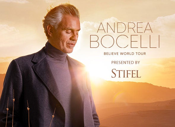 More Info for Andrea Bocelli