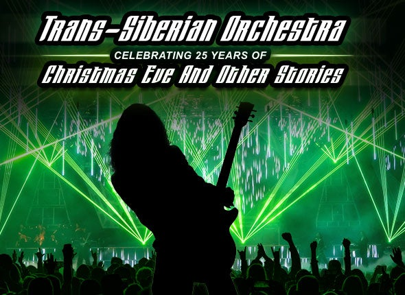 More Info for Trans-Siberian Orchestra: Christmas Eve & Other Stories