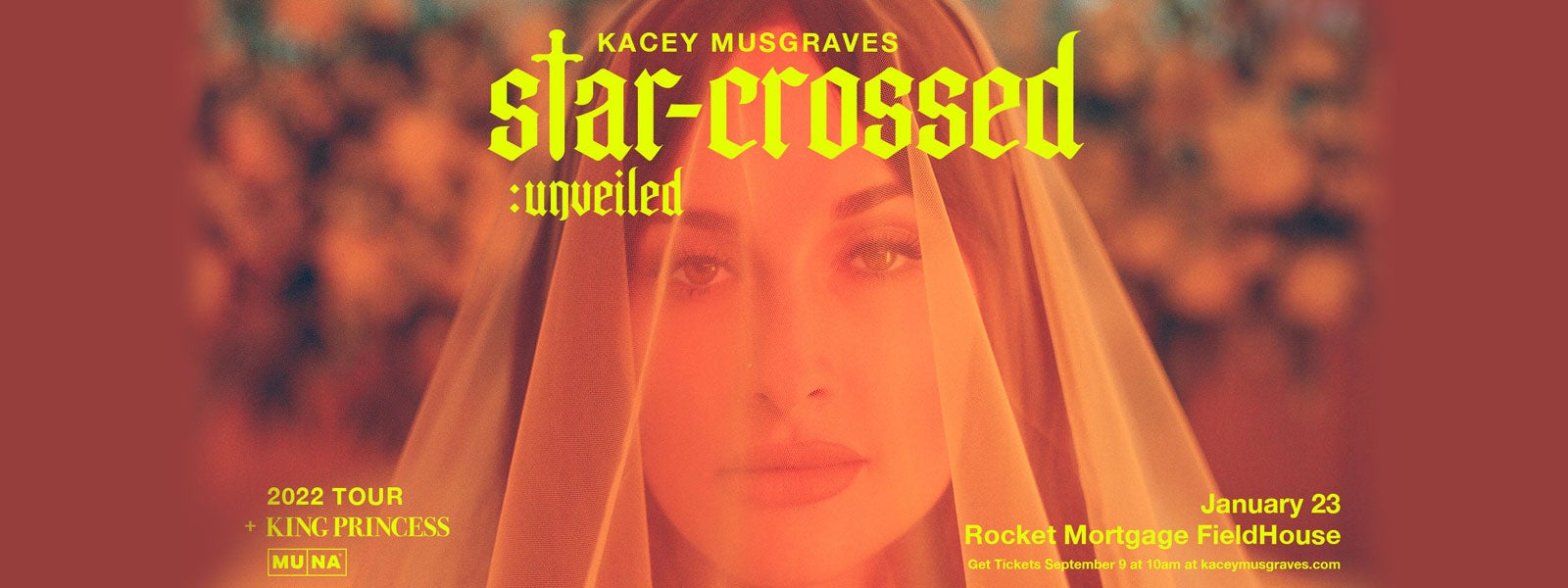 Kacey Musgraves   star-crossed: unveiled