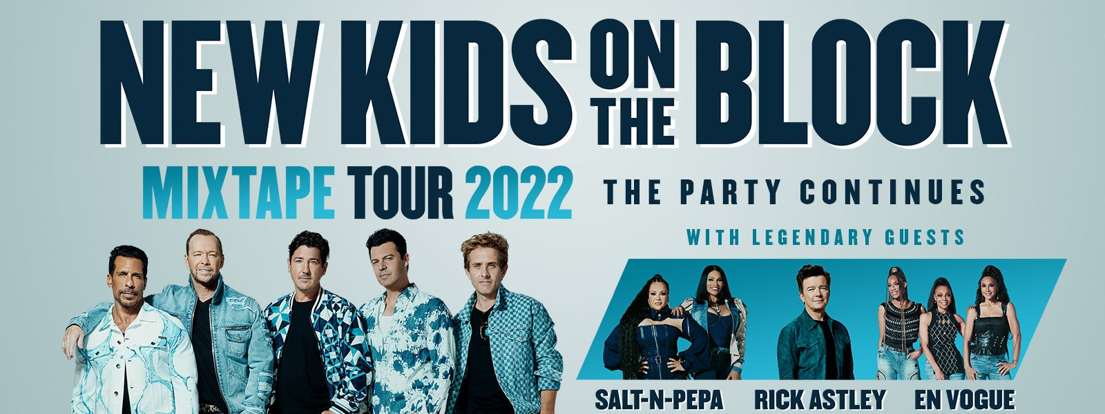 NKOTB 2022 Tour Spotlight