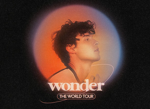 "Shawn Mendes ""Wonder: The World Tour"""