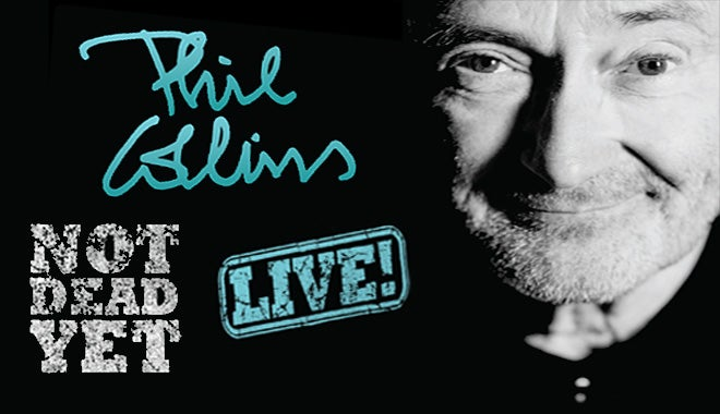 More Info for Phil Collins coming to Quicken Loans Arena