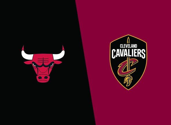 Cavaliers vs. Chicago Bulls