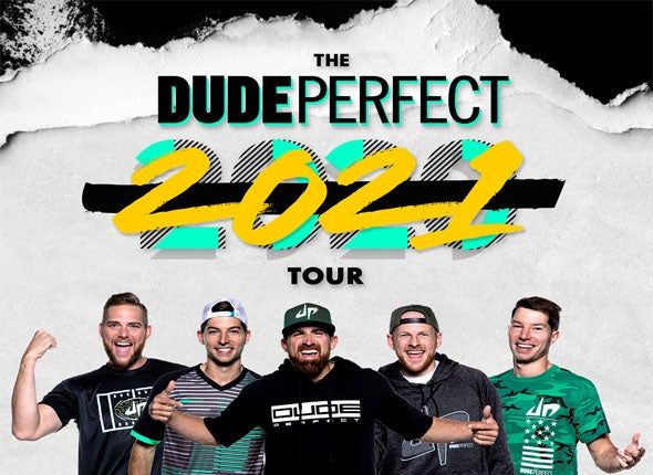 More Info for The Dude Perfect 2021 Tour