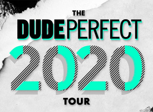 More Info for POSTPONED: The Dude Perfect 2020 Tour