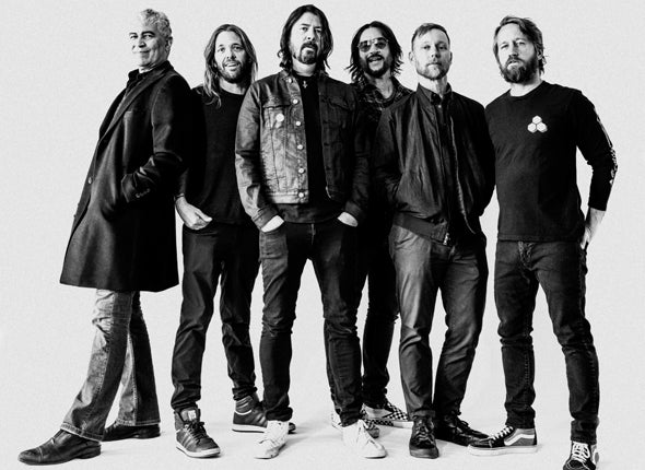 More Info for RESCHEDULED: Foo Fighters