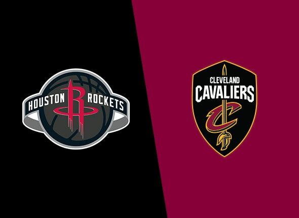 More Info for Cavaliers vs. Houston Rockets