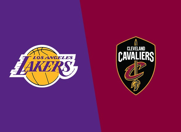 More Info for Cavaliers vs. Los Angeles Lakers