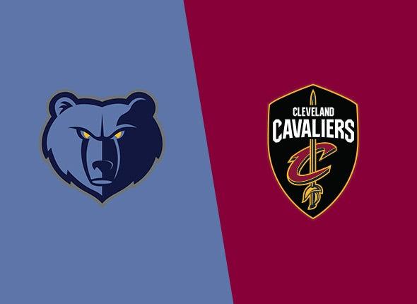 Cavaliers vs. Memphis Grizzlies