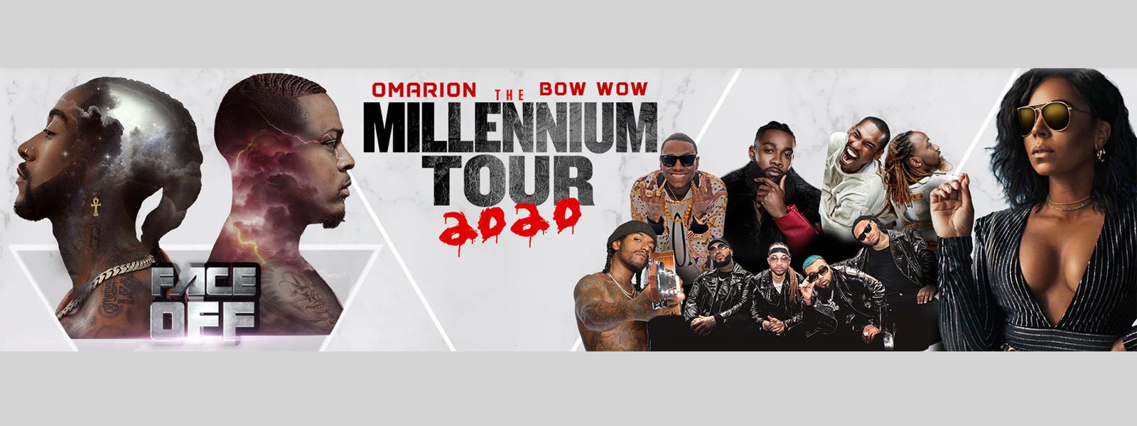 RESCHEDULED: The Millennium Tour 2020