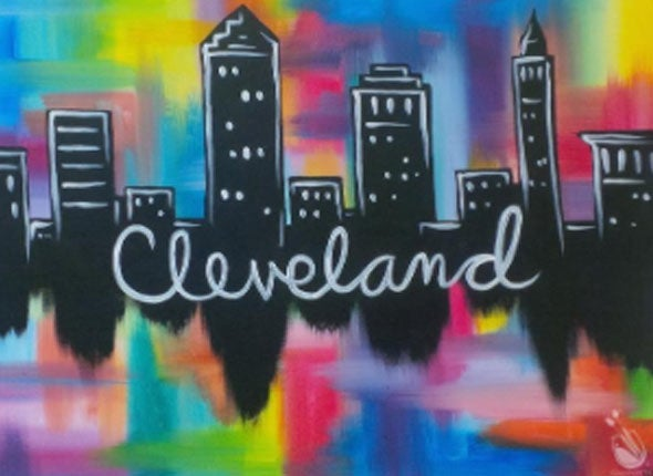 More Info for Cleveland Monsters present Paint and Sip