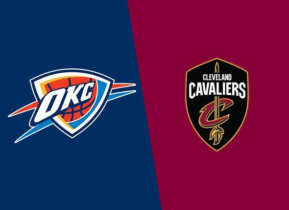Cavaliers vs. Oklahoma City Thunder