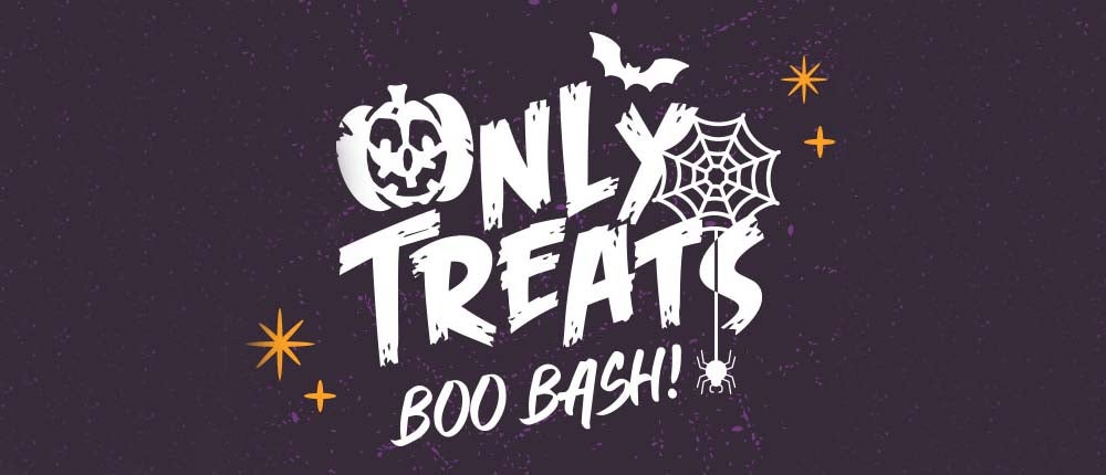 Only Treats Boo Bash