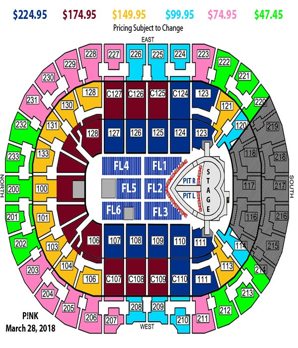Crisler Arena Seating Related Keywords Suggestions