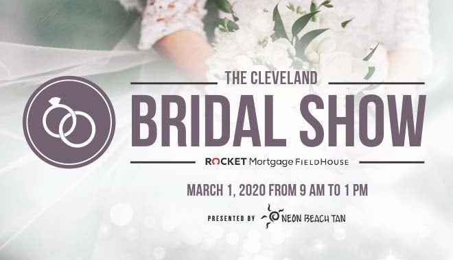 Cleveland Bridal Show at Rocket Mortgage FieldHouse