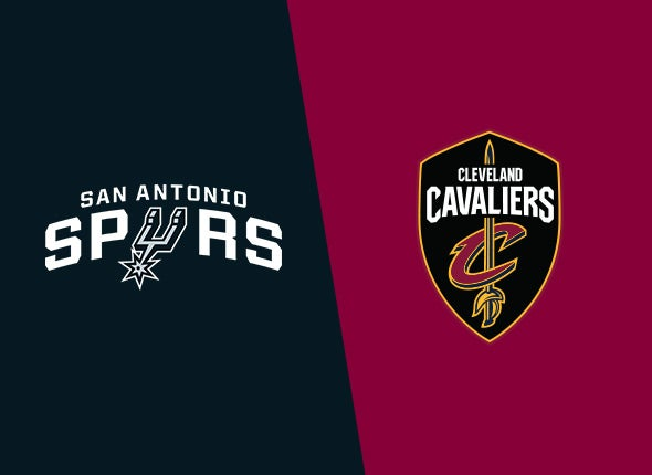More Info for Cavaliers vs. San Antonio Spurs