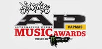 More Info for Announcing the Second Annual Journeys Alternative Press Music Awards, Fueled by Monster Energy Drink Set for July 22, 2015 at Quicken Loans Arena