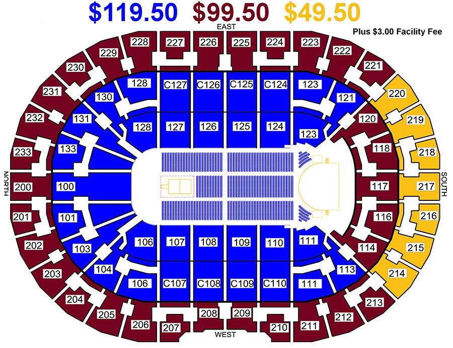Billy Joel | Quicken Loans Arena Official Website