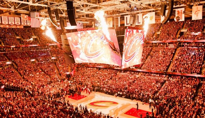 Cleveland Cavaliers | Quicken Loans Arena Official Website
