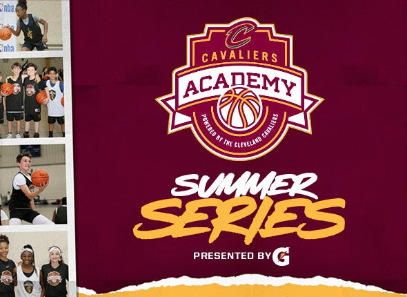 More Info for Cavs Academy Skills Training Clinics