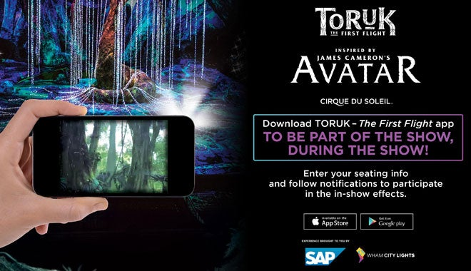 Download TORUK - The First Flight App