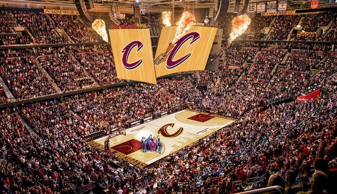 Cleveland Cavaliers remodelará el Quicken Loans Arena y apunta al All-Star del 2020