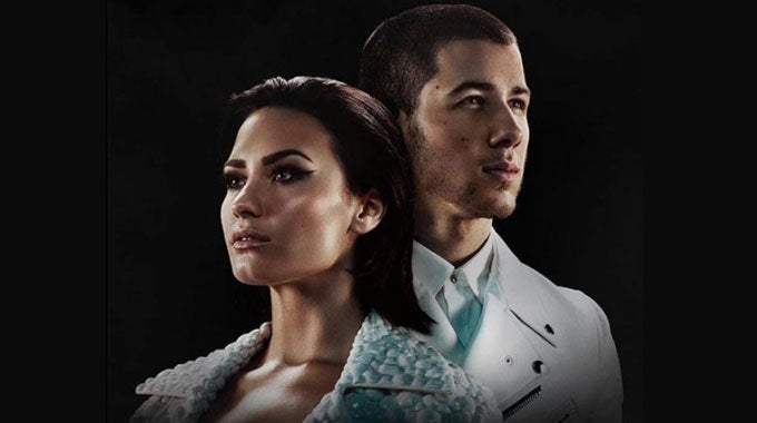 Demi Lovato and Nick Jonas - Slide 2016