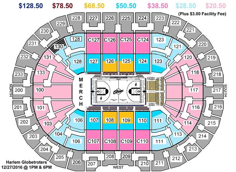 Harlem Globetrotters | Quicken Loans Arena Official Website