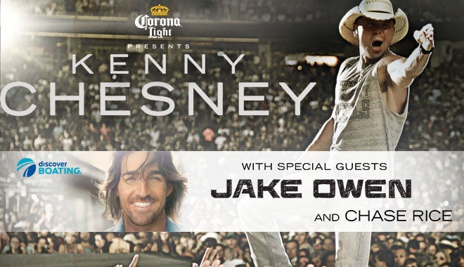 Kenny Chesney Revival Tour Cleveland