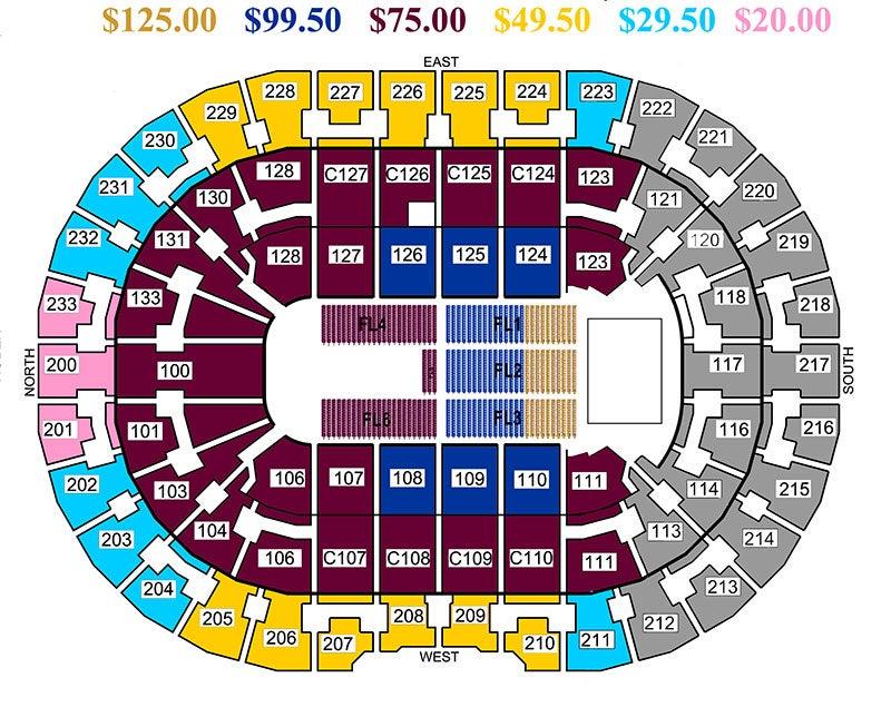 Mötley Crüe - The Final Tour | Quicken Loans Arena ...