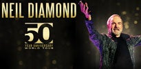 More Info for LIVE NATION ANNOUNCES NEIL DIAMOND'S THE 50 YEAR ANNIVERSARY WORLD TOUR MAY 30th AT QUICKEN LOANS ARENA