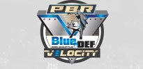 Professional Bull Riders Blue DEF Velocity Tour Thumb