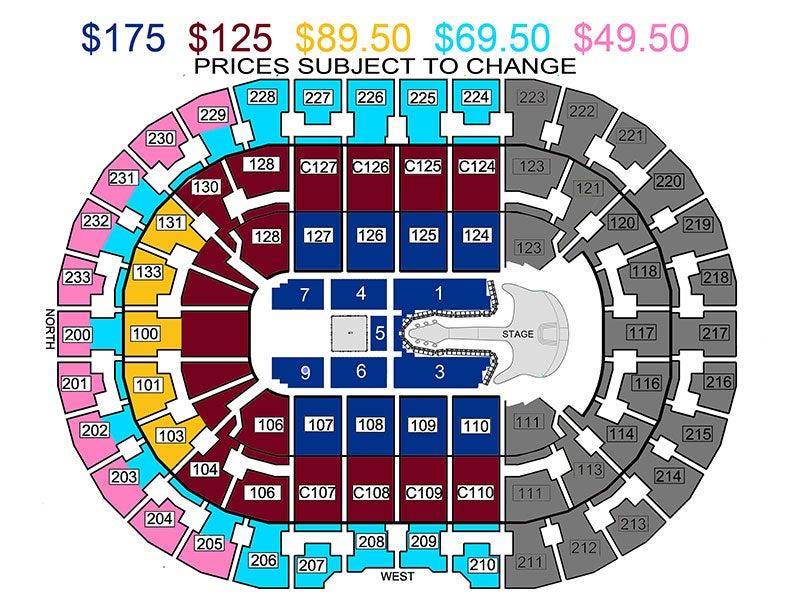 Queen + Adam Lambert | Quicken Loans Arena Official Website