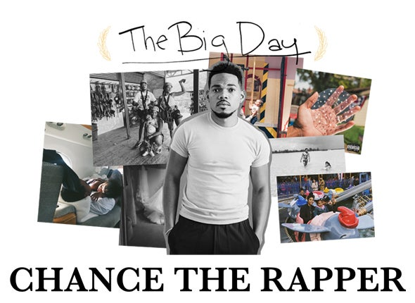 More Info for Chance The Rapper - The Big Day