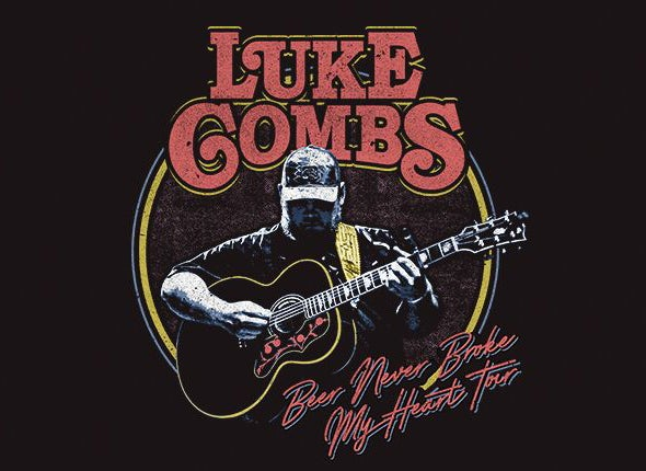 More Info for Luke Combs: Beer Never Broke My Heart Tour