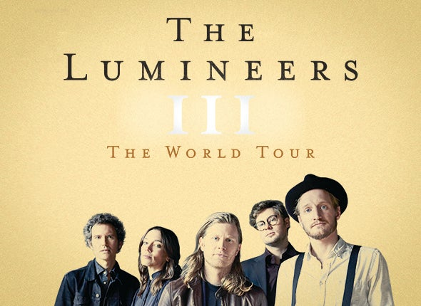More Info for The Lumineers - III: The World Tour