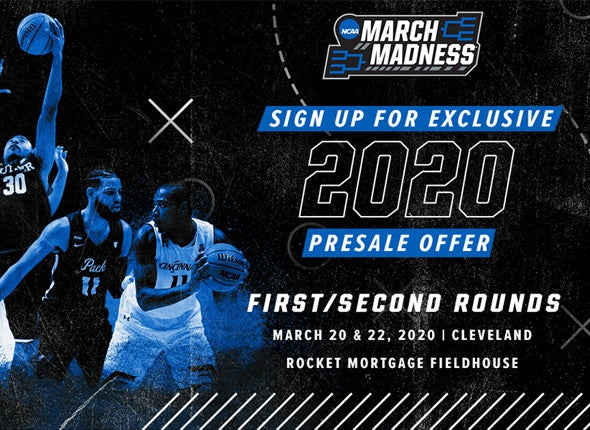 More Info for NCAA March Madness Tournament - First and Second Rounds