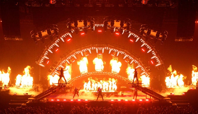 Trans-Siberian Orchestra – Ghosts of Christmas Eve | Quicken Loans ...